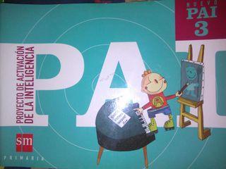 Libro PAI 3. Primaria.