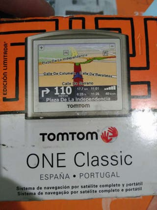 Tomtom one classic seminuevo
