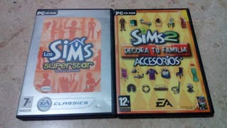 Pack expansiones Los Sims