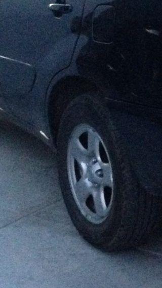 Llantas De Toyota Rav4 sin Gomas