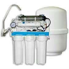 Cambio de filtros de osmosis