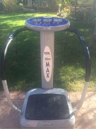 Plataforma vibratoria Gym Form Vibro Max