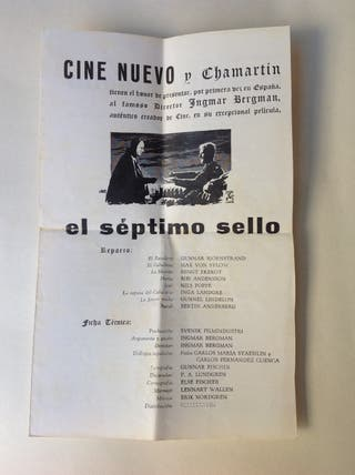 Programa cine con publicidad