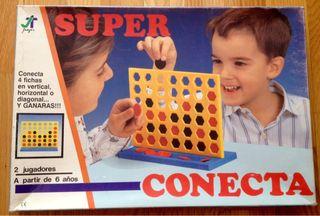 Super Conecta 4 - Juego