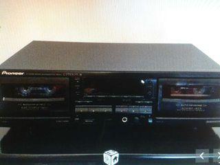 Modulo doble pletina cassete pioneer CT-W505R