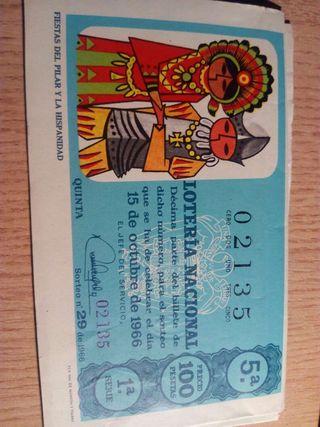 Loteria nacional 1966