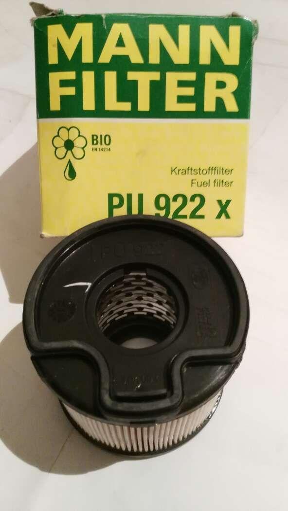 Filtro de gas oil.