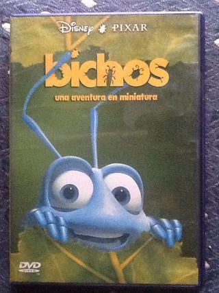 BICHOS Dvd