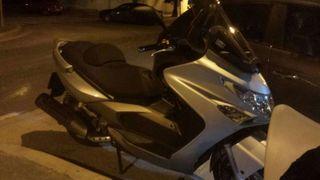Kimco xciting 250cc