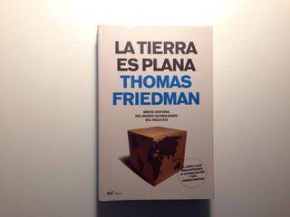 La tierra es plana, de Thomas Friedman
