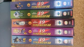 Vhs dragon ball gt hc