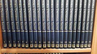Enciclopedia Historia Universal SALVAT