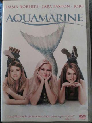 Dvd aquamarine.