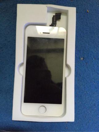 Pantalla Iphone 5c Blanco