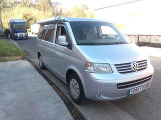 Furgoneta vw california t5