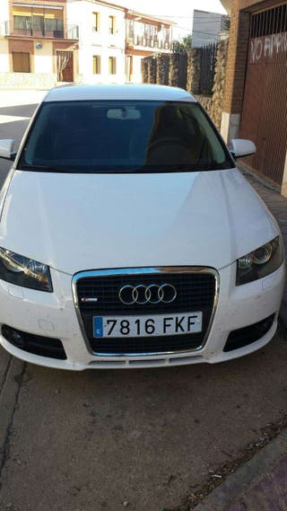 Audi A3 blanco