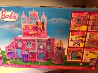 Castillo Barbie Reino De Las Hadas