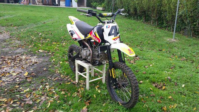 Pit bike 160 cc