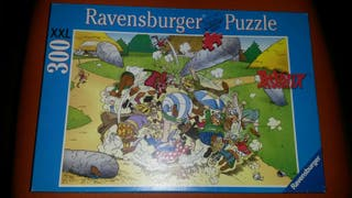 Puzzles de Asteris y Ovelis.