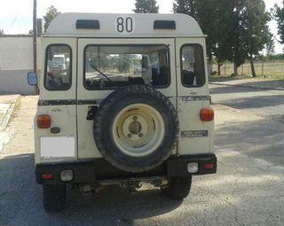 Land rover _88 especial corto. 7 plazas