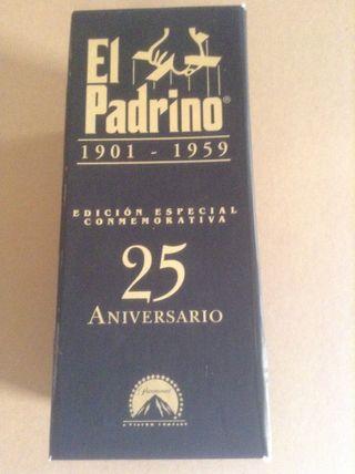 Estuche Edicion Coleccionista El Padrino