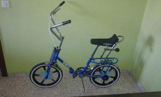 Bicicleta Motoretta bicicross custom