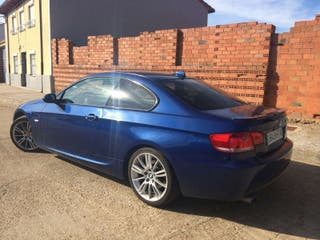 Bmw serie 3 coupe pack m azul