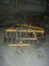 Gradas para tractor