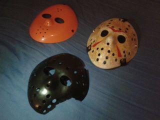 Mascaras varias Jason