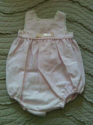 Vestidito de bebe