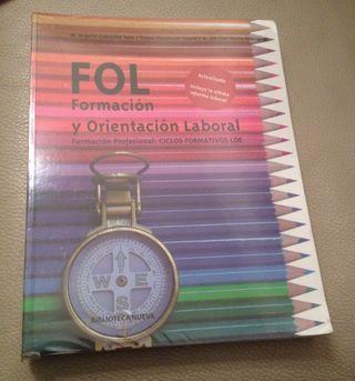 Libro FOL Formacion Orientacion Lavoral