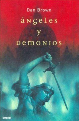 """Libro """"Ángeles y demonios"""""""