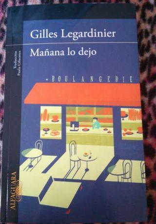 """Libro """"Mañana lo dejo"""""""