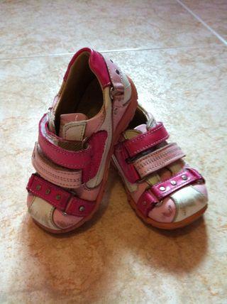 Zapatos niña N21