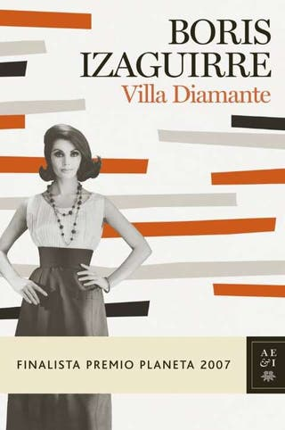 "Libro ""Villa Diamante"""