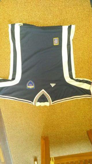 Camiseta Yugoslavia mundial 1998