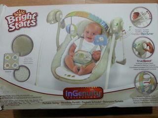 Mecedora portatil bebe