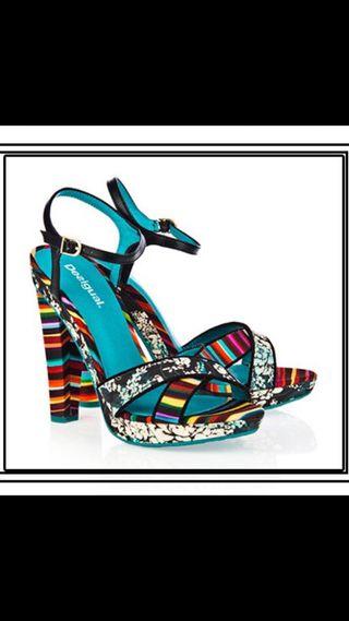 Zapatos Desigual a estrenar