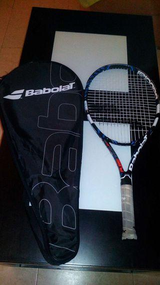 Raqueta tenis Babolat de segunda mano en WALLAPOP eeb5b8cdb301f