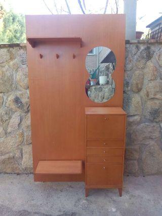 Mueble de entrada 120 cms ancho