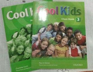 """Libros nuevos """"Cool Kids 3"""" de Oxford"""