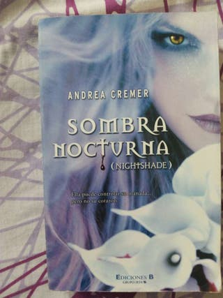 Saga libros Sombra Nocturna