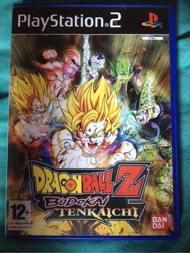 Dragon Ball Z Budokai Tenkaichi Ps2