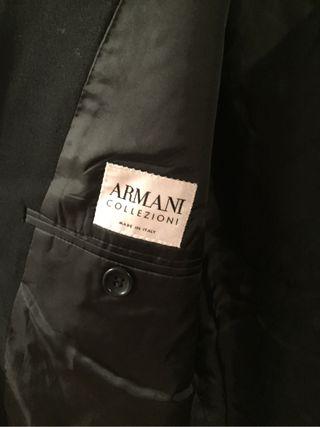 Armani Original Cuello Mao