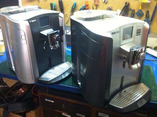 Cafetera Saeco Primea Touch Plus
