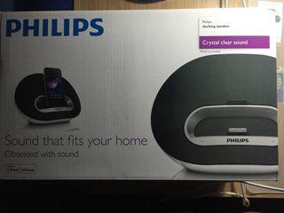 Altavoz Phillips IPHONE y IPOD