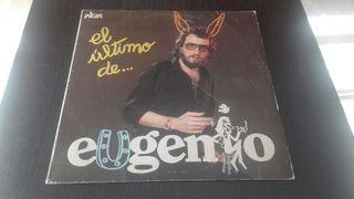 """Eugenio - El Último de Eugenio - Lp """"12"""