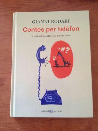 """Libro """"Contes per telèfon"""""""