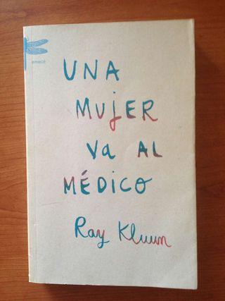"""Libro """"Una mujer va al médico"""""""