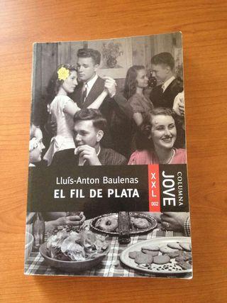 """Libro """"El fil de plata"""""""